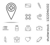 placeholder icon. medical icons ...