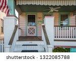 ocean grove  nj  usa  ... | Shutterstock . vector #1322085788