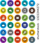 white solid icon set  house... | Shutterstock .eps vector #1322244272