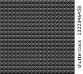 acoustic foam rubber wall...   Shutterstock .eps vector #1322346458
