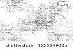 pop art black and white...   Shutterstock .eps vector #1322349035