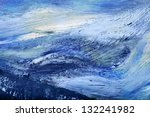Oil Painting Texture. Abstract...