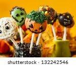 Halloween Gourmet Cake Pops...