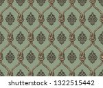 rope seamless tied fishnet... | Shutterstock .eps vector #1322515442
