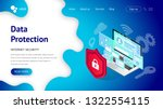 data protection landing page....
