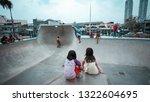 rptra kali jodo  jakarta  ...   Shutterstock . vector #1322604695
