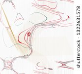 interesting abstract texture... | Shutterstock . vector #1322631578