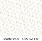 abstract geometric pattern with ... | Shutterstock .eps vector #1322761142
