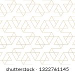 pattern with thin straight... | Shutterstock .eps vector #1322761145