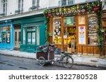 paris  france   december 04 ...   Shutterstock . vector #1322780528
