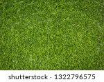 artificial grass texture for... | Shutterstock . vector #1322796575