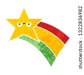 retro illustration style... | Shutterstock .eps vector #1322836982