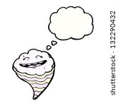 cartoon cloud | Shutterstock . vector #132290432