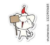 happy little hand drawn sticker ... | Shutterstock .eps vector #1322905685