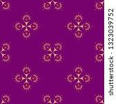 abstract vector pattern... | Shutterstock .eps vector #1323039752
