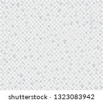 water droplets of rain or spray ... | Shutterstock .eps vector #1323083942