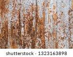 rust texture. old metal surface   Shutterstock . vector #1323163898