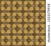 damask orient ornament. classic ...   Shutterstock .eps vector #1323170918