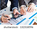 accounting. | Shutterstock . vector #132318596