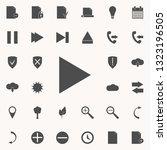 arrow icon. web icons universal ...