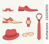 Vintage Fashion Set   Men\'s...