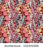 lace vector seamless  pattern...   Shutterstock .eps vector #132341006