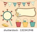 illustration of different retro ...   Shutterstock .eps vector #132341948