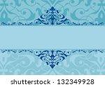 vintage background traditional...   Shutterstock .eps vector #132349928