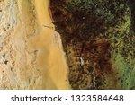 trail running along the...   Shutterstock . vector #1323584648