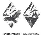 explore graphic vector... | Shutterstock .eps vector #1323596852