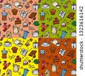 illustration of different... | Shutterstock .eps vector #1323616142