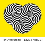 infinity symbol of interlaced... | Shutterstock .eps vector #1323675872