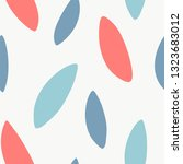 seamless pattern with modern... | Shutterstock .eps vector #1323683012