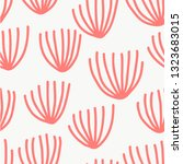 seamless pattern with modern... | Shutterstock .eps vector #1323683015