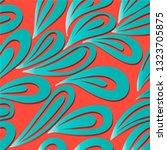 nature designed seamless... | Shutterstock .eps vector #1323705875