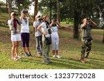 caracas venezuela october 27 ... | Shutterstock . vector #1323772028