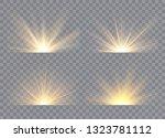 light effect stars bursts....   Shutterstock .eps vector #1323781112