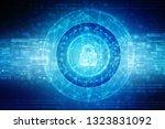 2d illustration safety concept  ...   Shutterstock . vector #1323831092