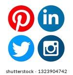 valencia  spain   march 27 ... | Shutterstock . vector #1323904742