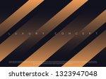 black premium background with...   Shutterstock .eps vector #1323947048