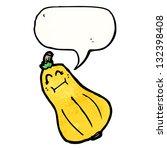 Butternut Squash Cartoon...