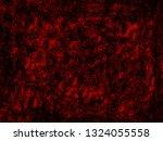 red grunge background.grunge... | Shutterstock . vector #1324055558