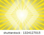 beautiful amber abstract...   Shutterstock . vector #1324127015