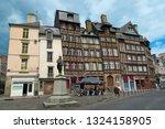 rennes  brittany   france   07...   Shutterstock . vector #1324158905