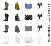 isolated object of equipment...   Shutterstock .eps vector #1324245365