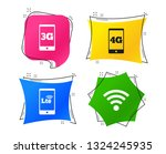 mobile telecommunications icons.... | Shutterstock .eps vector #1324245935