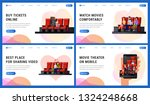 collection of services and... | Shutterstock .eps vector #1324248668