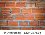 abstract close up photo of... | Shutterstock . vector #1324287695
