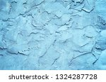 grunge blue painted rough... | Shutterstock . vector #1324287728