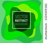 colorful abstract vector... | Shutterstock .eps vector #1324335182